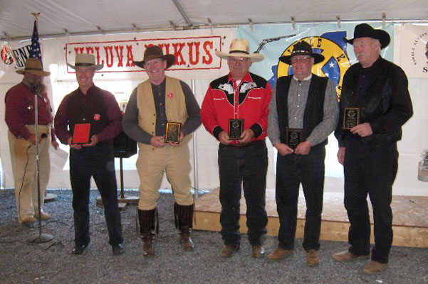 Senior Duelist winners